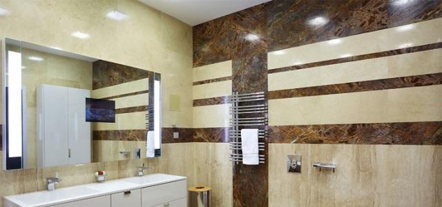 ремонт ванной комнаты Одинцово цена отделка стен в ванной комнате