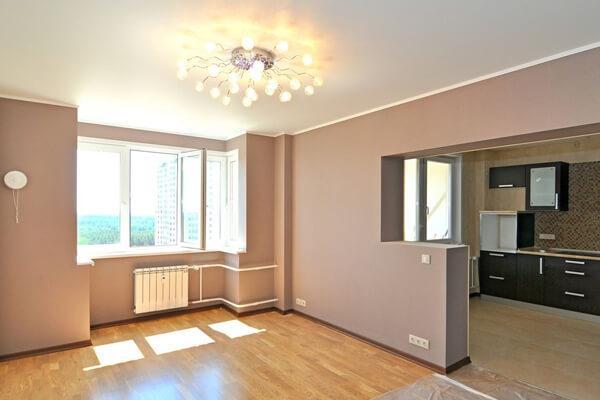 цены на евроремонт квартир в Одинцово стоимость ремонта и отделки