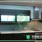 Ремонт кухни в Одинцово 18м2